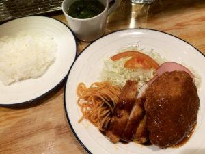 日替わりランチ800円