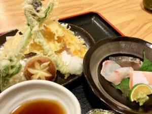 和定食(¥1000税込)「きときと」