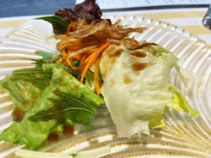 黒毛和牛すじと茄子のカレーライス 半熟玉子添え(¥950税込)「欧風食堂 曽和料理店」