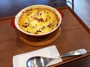 チーズドリアの贅沢セット(税込1,430円)