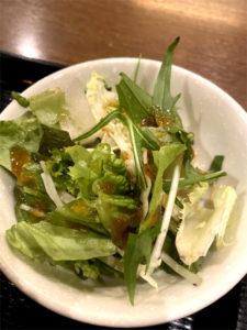 サラダ「いちおく 地鶏屋 堺筋本町店」
