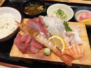 上さしみ定食¥990_2