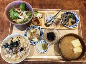 玄米ランチセット¥1,000_3