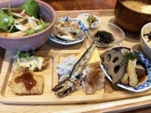 玄米ランチセット¥1,000_2
