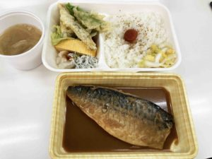 煮魚弁当¥900_2
