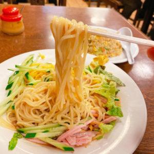 冷麺「珍八香(チャコ)」