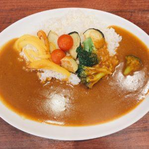 欧風野菜カレー甘口