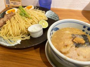 「つけ麺 四代目みさわ」チャーシューつけ麺 1,000円+大盛り210円(税込)