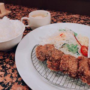 一口・ビーフカツ920円