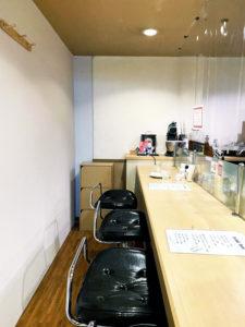 「エムズカフェ (M's Caffe)」内観