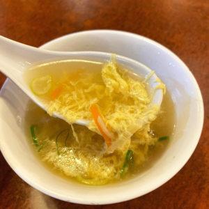 中華風鶏ガラスープ